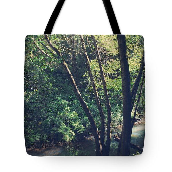 Where It's Shady Tote Bag by Laurie Search