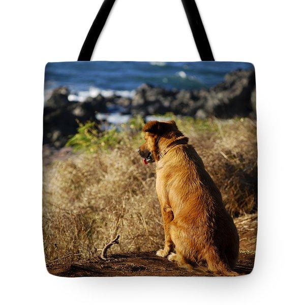 Wherever You Go Let Me Go Too Tote Bag by Christi Kraft