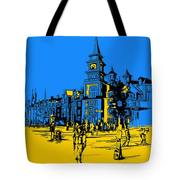 Whistler Art 002 Tote Bag by Catf