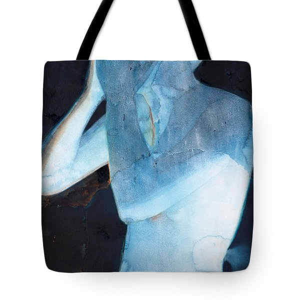 White Lights I Tote Bag by Graham Dean