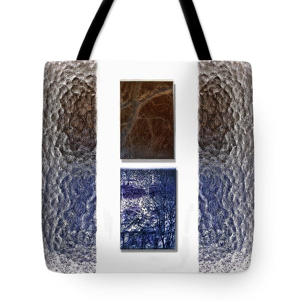 White Space Tote Bag by Jeff Breiman