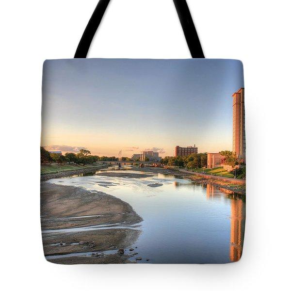 Wichita Tote Bag by JC Findley