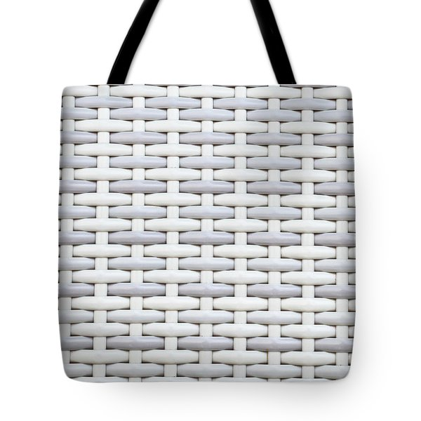 Wicker Tote Bag by Tom Gowanlock