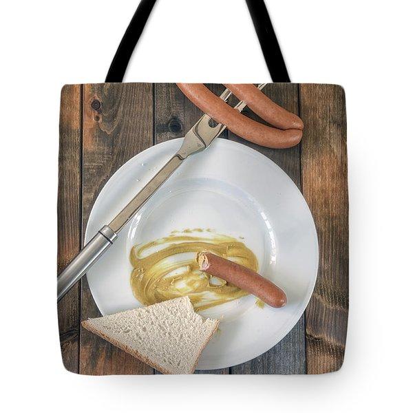 wieners Tote Bag by Joana Kruse
