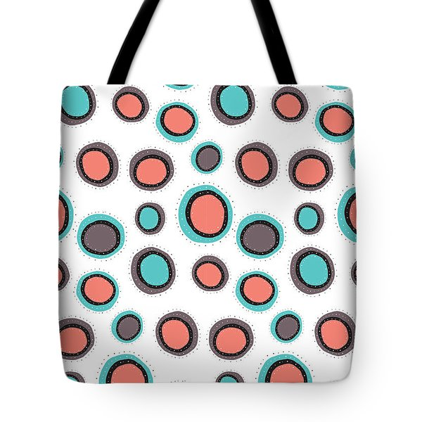 Wild Bounce Tote Bag by Susan Claire