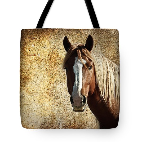 Wild Horse Fade Tote Bag by Steve McKinzie