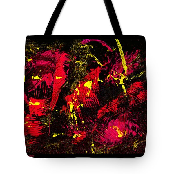 wild times - black Tote Bag by Manuel Sueess