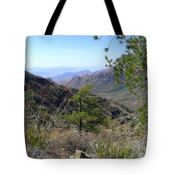 Wilderness Walk Tote Bag by Avis  Noelle