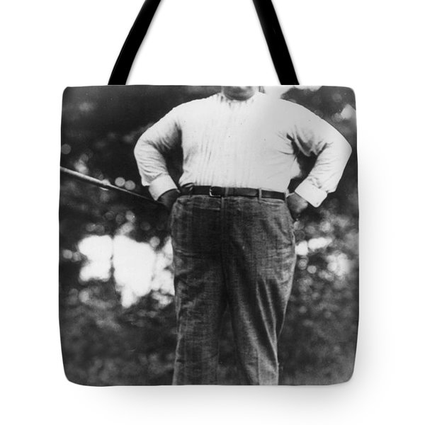William Howard Taft Tote Bag by Unknown