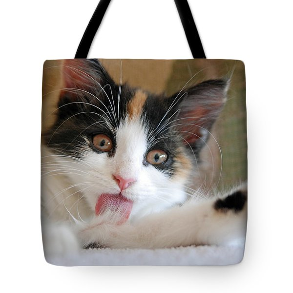 Willow Bathing Tote Bag by Kenny Francis