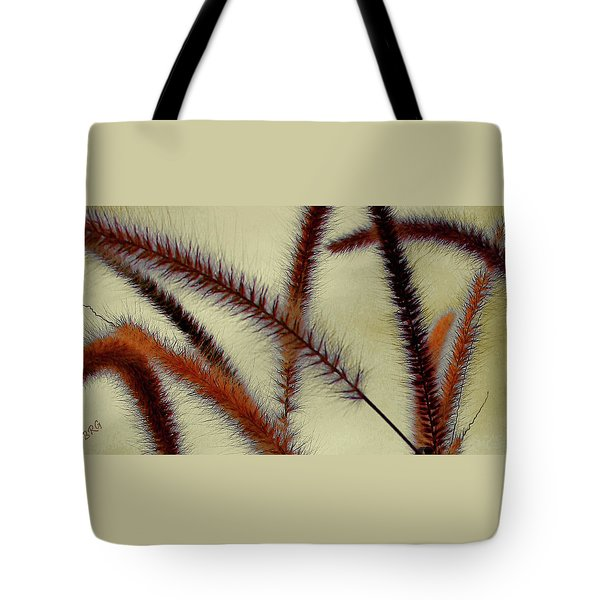 Wind Tote Bag by Ben and Raisa Gertsberg