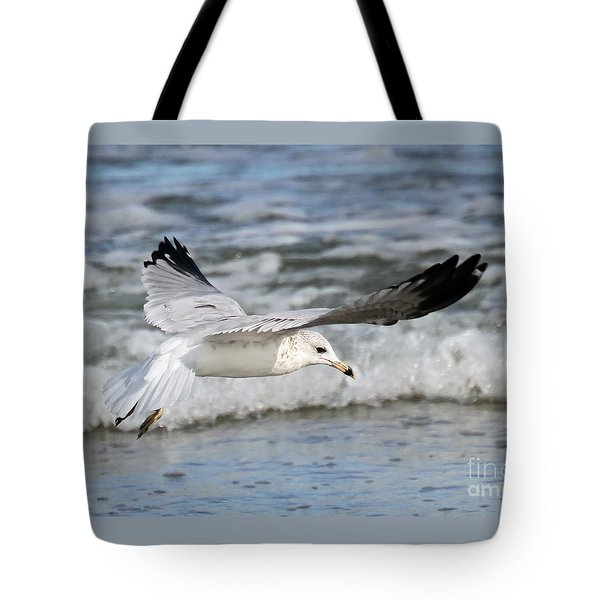 Wind Beneath My Wings Tote Bag by Geoff Crego