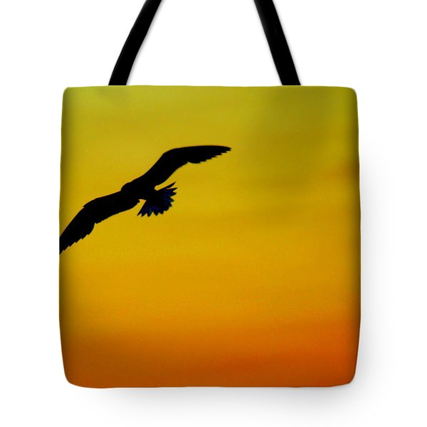Wind Beneath My Wings Tote Bag by Frozen in Time Fine Art Photography