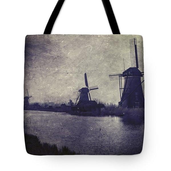 windmills Tote Bag by Joana Kruse