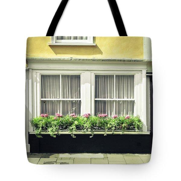 Window Garden Tote Bag by Tom Gowanlock