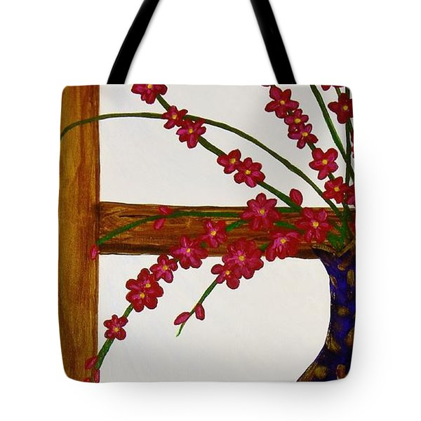 Window With A View Tote Bag by Celeste Manning