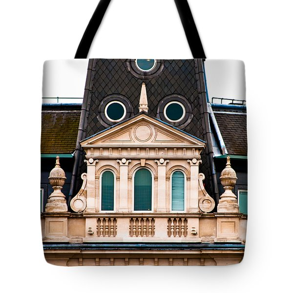 Windows To The Soul Tote Bag by Christi Kraft