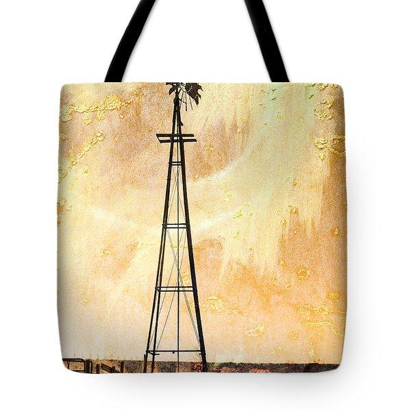 Windy Tote Bag by Randi Grace Nilsberg