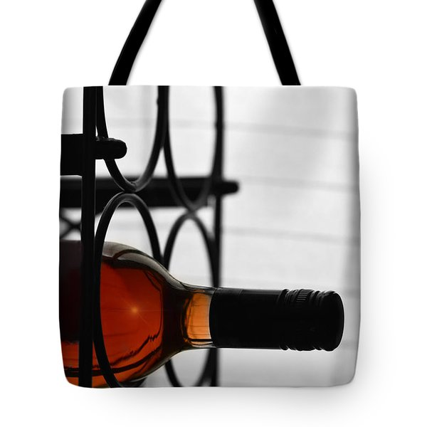 Wine Rack Tote Bag by Toppart Sweden
