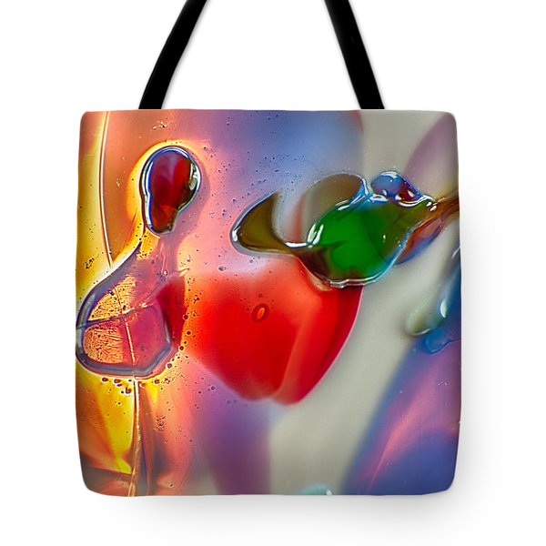 Winged Beauty Tote Bag by Omaste Witkowski