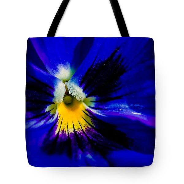 Wings Of The Night Tote Bag by Alexander Senin