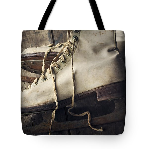 Winter Memories Tote Bag by Amy Weiss
