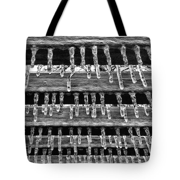 Winters Grip Tote Bag by Kyle Findley