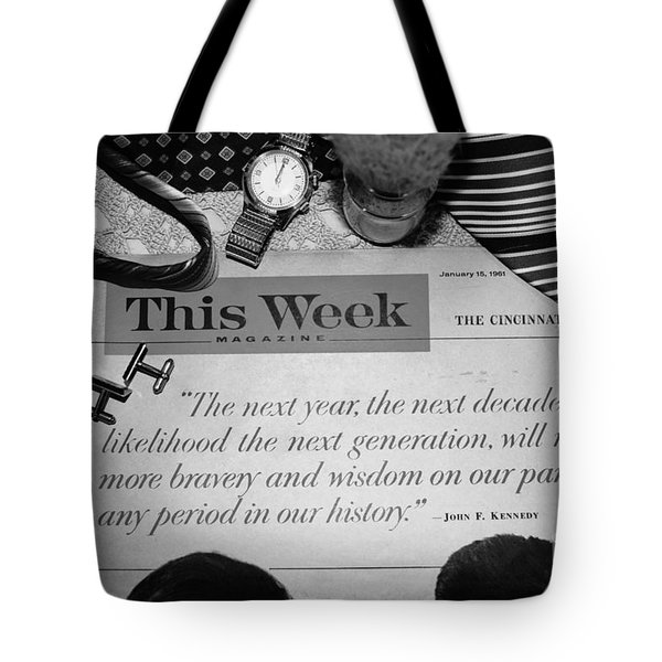 Wisdom Tote Bag by Beverly Shelby