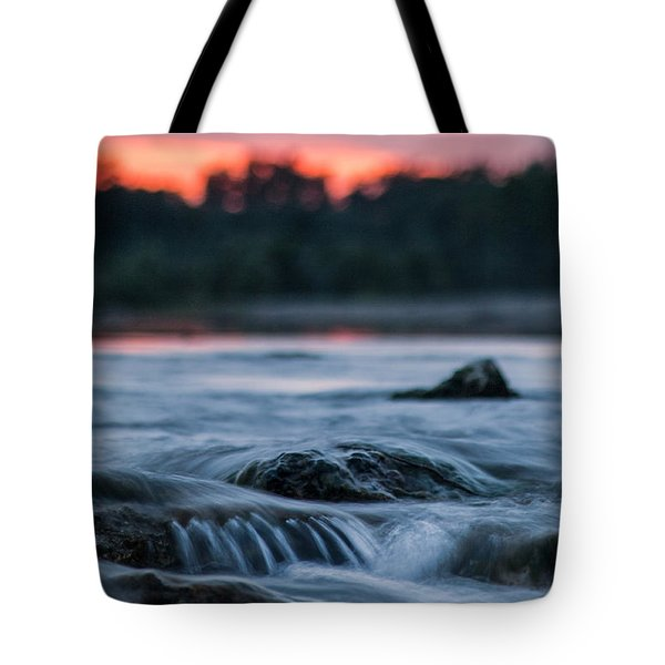Wish You Are Here Tote Bag by Davorin Mance