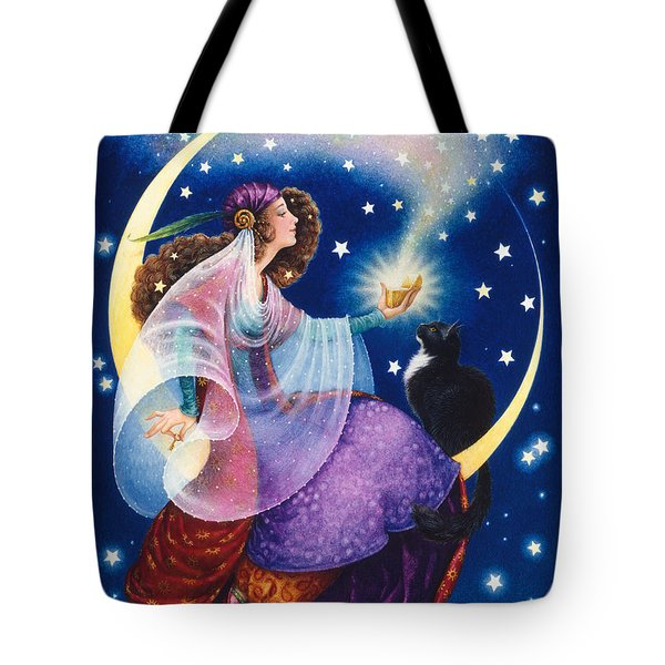 Wishes Tote Bag by Lynn Bywaters