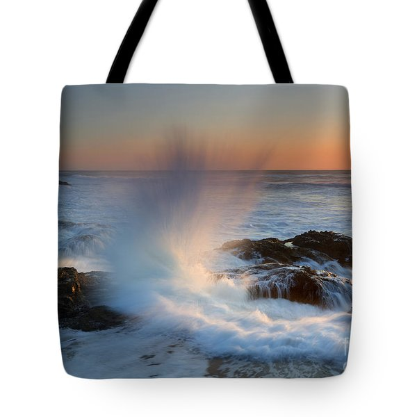 With Force Tote Bag by Mike  Dawson