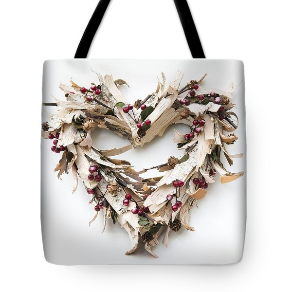 With Love Tote Bag by Anne Gilbert