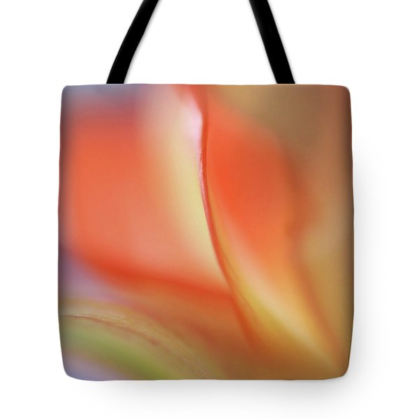 With Love Tote Bag by Annie  Snel