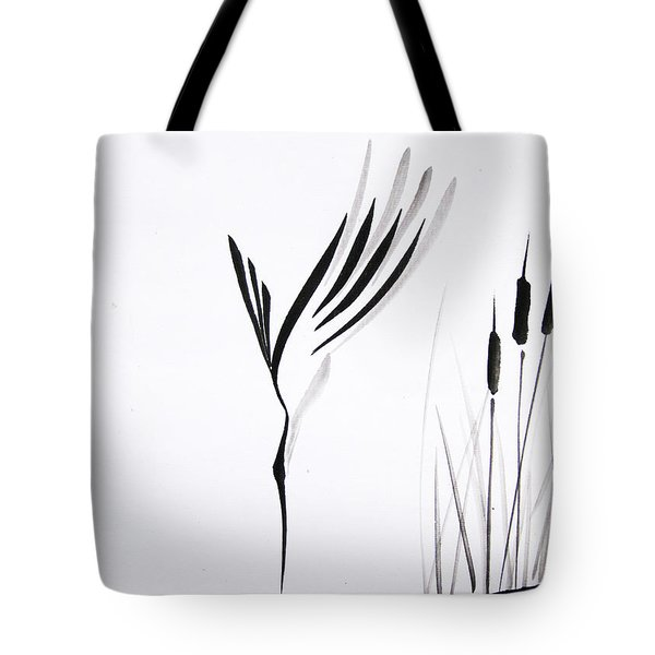 With Will And Determination Tote Bag by Oiyee  At Oystudio