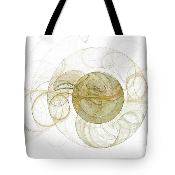 Within Without Tote Bag by Elizabeth McTaggart