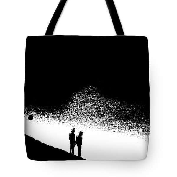 Without Tote Bag by Nick David