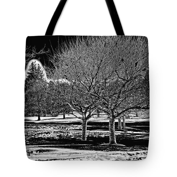 Without You Tote Bag by Madeline Ellis