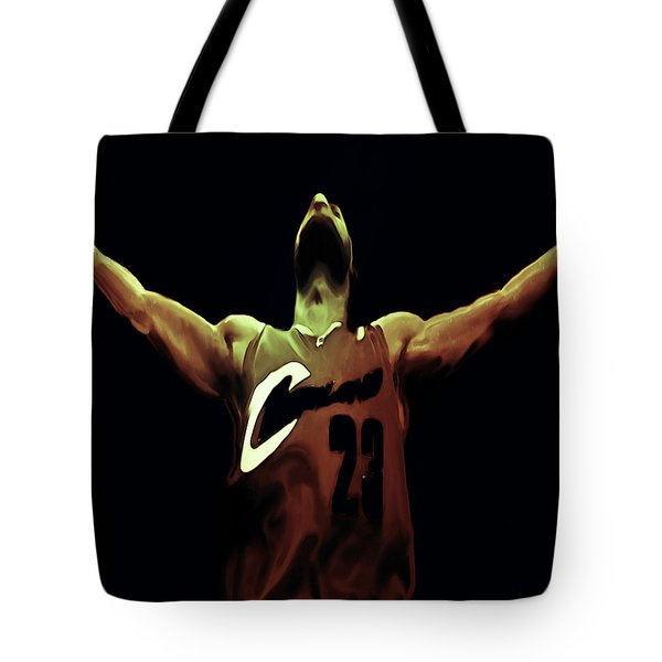 Witness Tote Bag by BRIAN REAVES