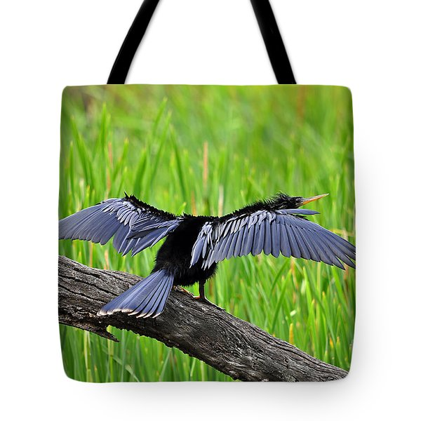 Wonderful Wings Tote Bag by Al Powell Photography USA
