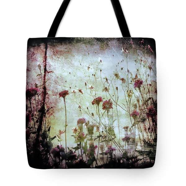 Wonderland Tote Bag by Trish Mistric