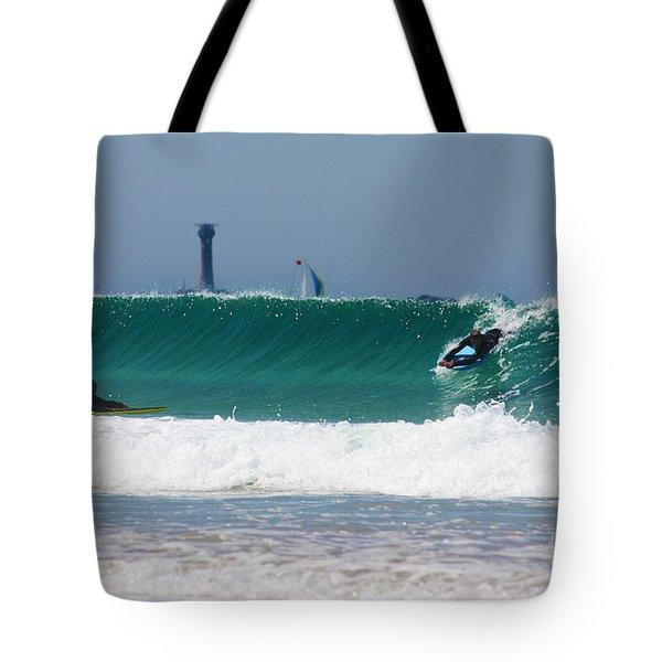 Wonderwall Tote Bag by Terri  Waters