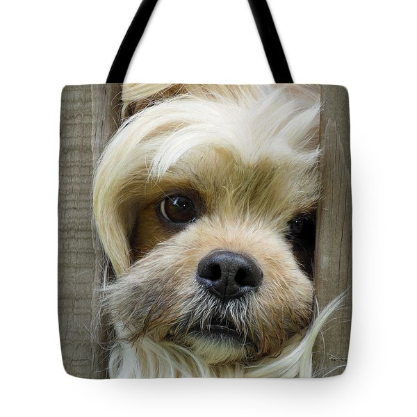 Words Can't Express Tote Bag by Robert Orinski