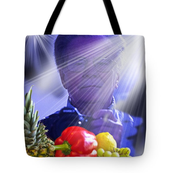 Working Tote Bag by Chuck Staley