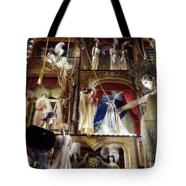 Worldly Women Tote Bag by Ed Weidman