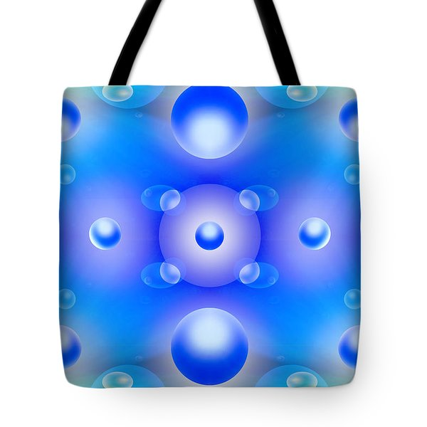 Worlds Collide 1 Tote Bag by Mike McGlothlen