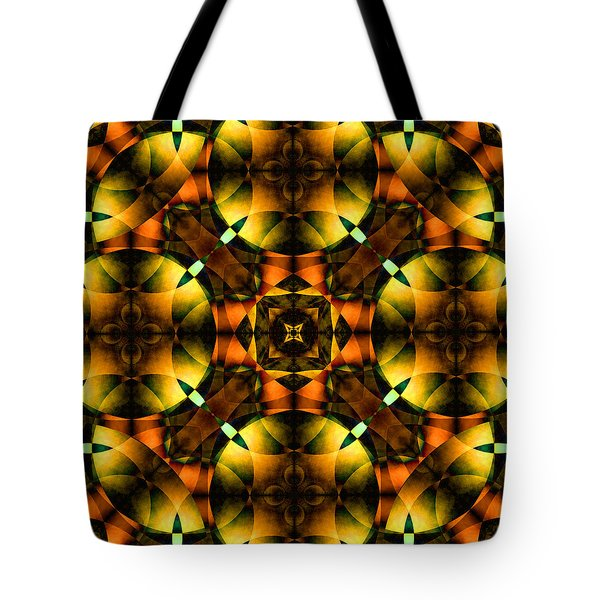 Worlds Collide 21 Tote Bag by Mike McGlothlen