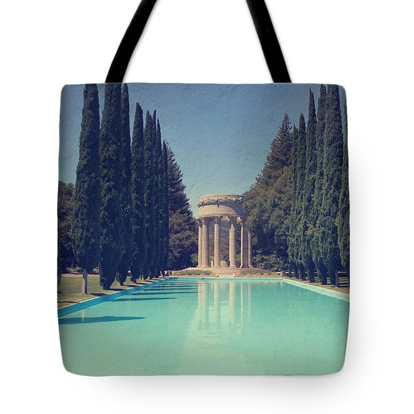 Worship Tote Bag by Laurie Search