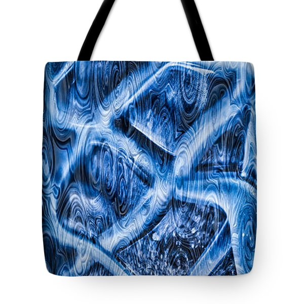 Woven Beauty Tote Bag by Omaste Witkowski