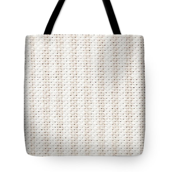Woven Fabric Tote Bag by Tom Gowanlock