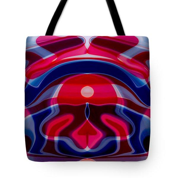 Wwf Warrior Tote Bag by Omaste Witkowski